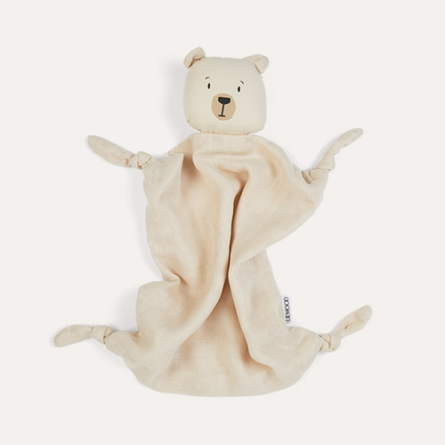 Polar Bear Sandy Liewood Agnete Cuddle Cloth