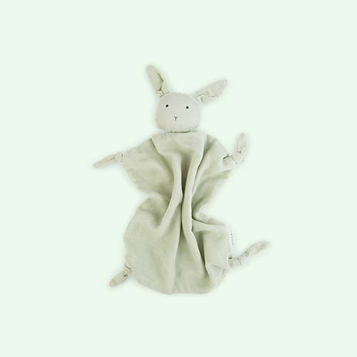 Rabbit Dusty Mint Liewood Cuddle Teddy