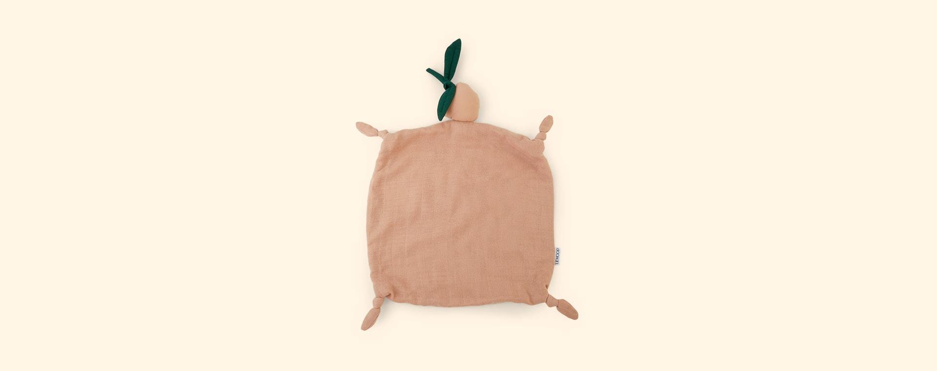 Peach Liewood Agnete Cuddle Cloth
