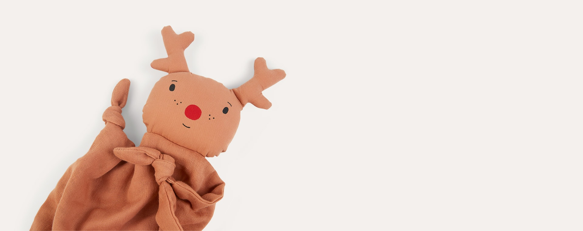 Reindeer Tuscany Rose Liewood Agnete Cuddle Cloth