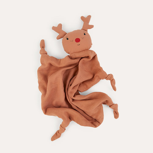 Reindeer Tuscany Rose Liewood Agnete Cuddle Cloth