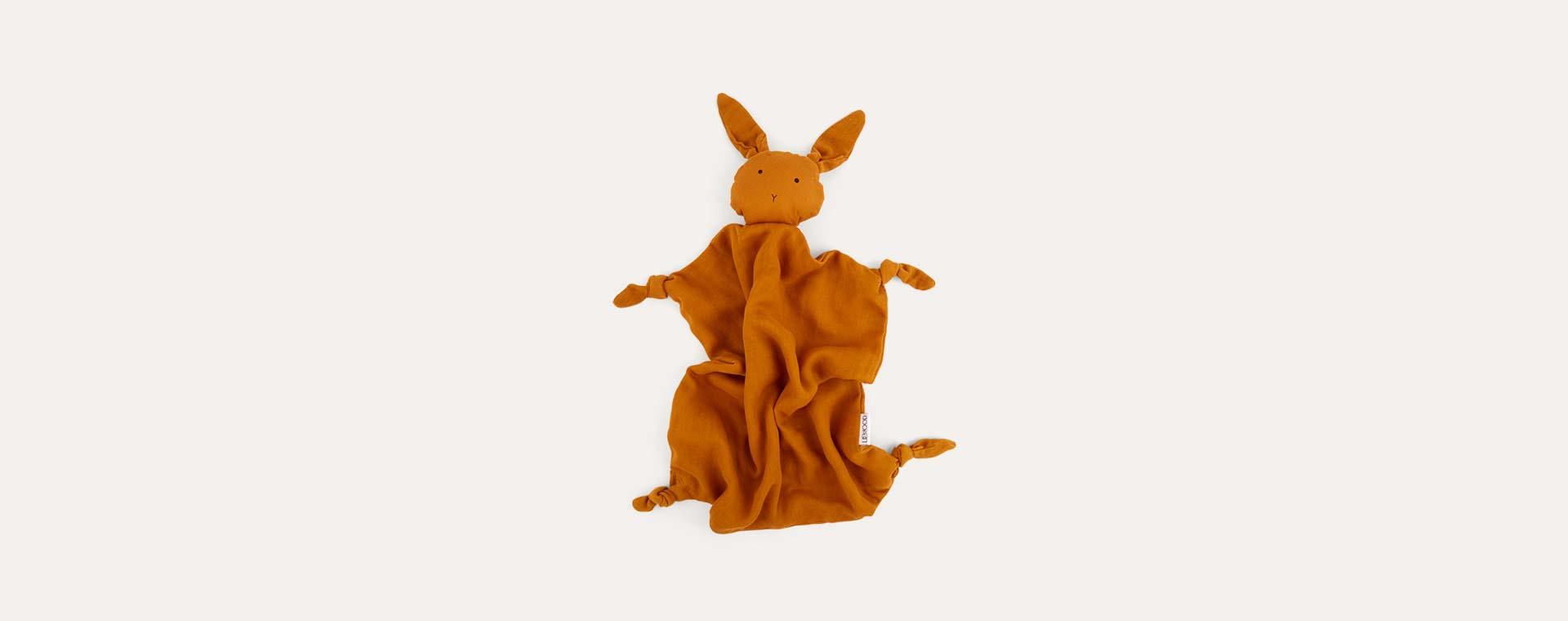 Rabbit Mustard Liewood Cuddle Teddy