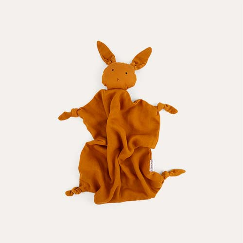 Rabbit Mustard Liewood Agnete Cuddle Cloth