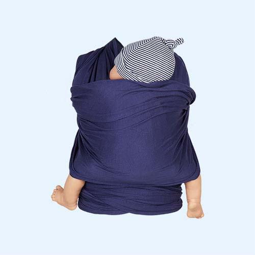 Indigo Ergobaby Aura Baby Wrap