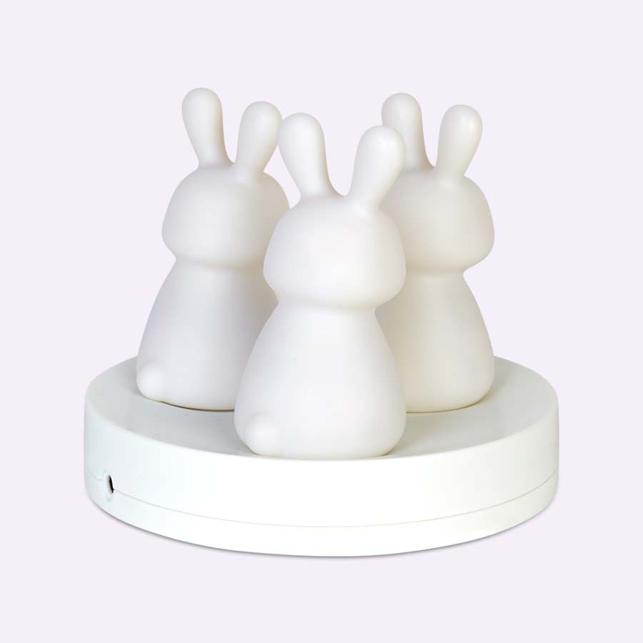 White Olala Boutique Night Lights
