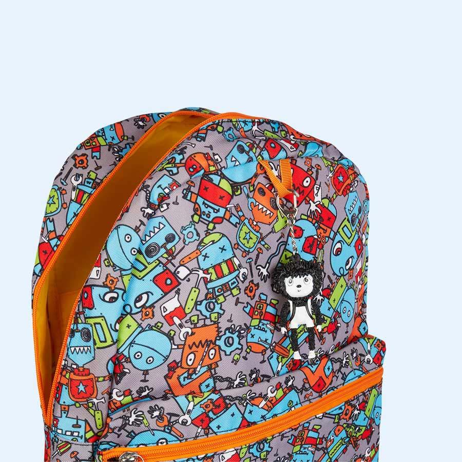 Robot Babymel Kids Junior Backpack