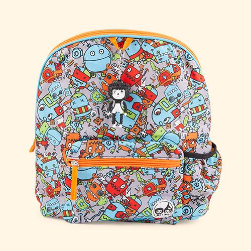 Robot Babymel Kids 3+ Backpack