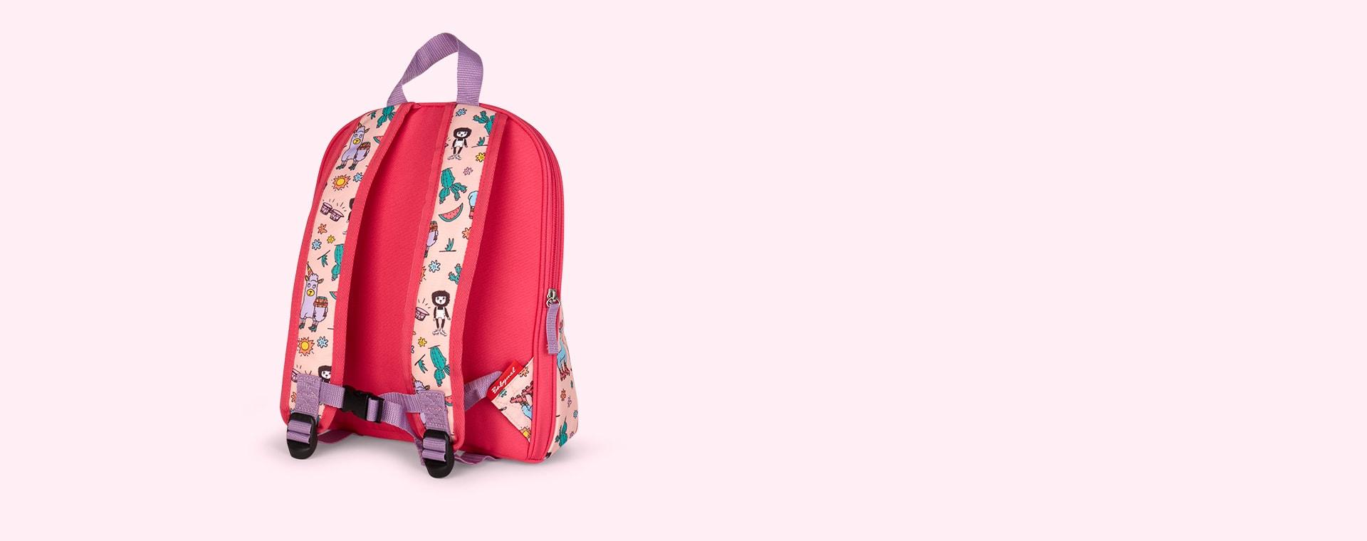 Llama Babymel Kids Junior Backpack