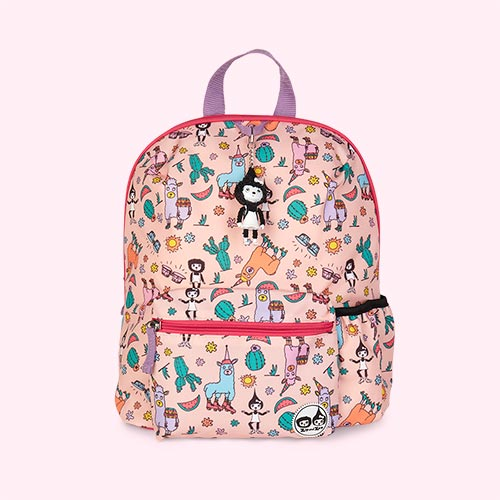 Llama Babymel Kids Junior Backpack