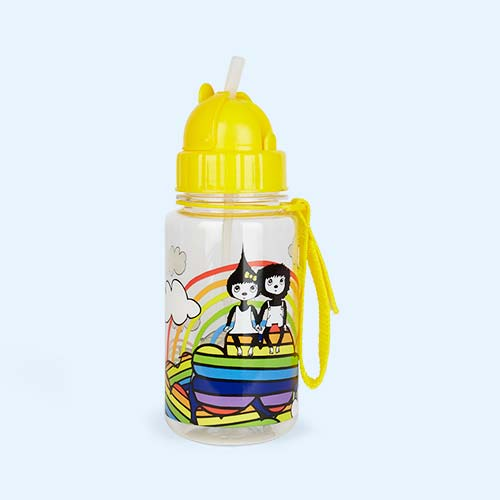 Rainbow Babymel Drinking Bottle