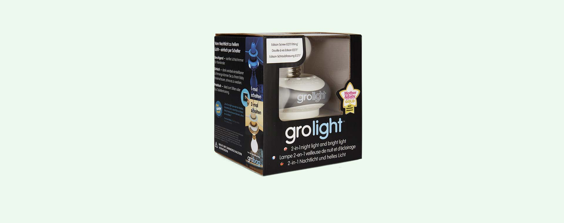 Neutral The Gro Company Gro Light Edison