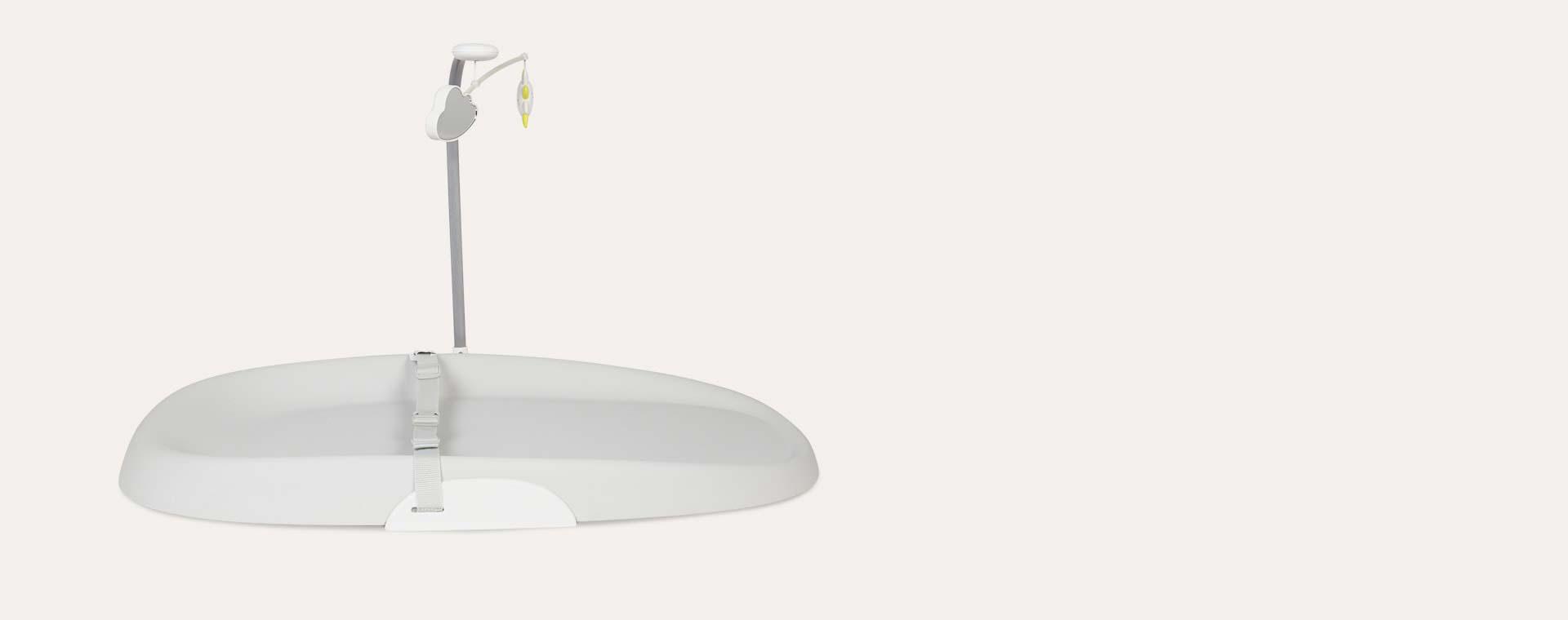 Grey Skip Hop Nursery Style Wipe-Clean Changing Pad
