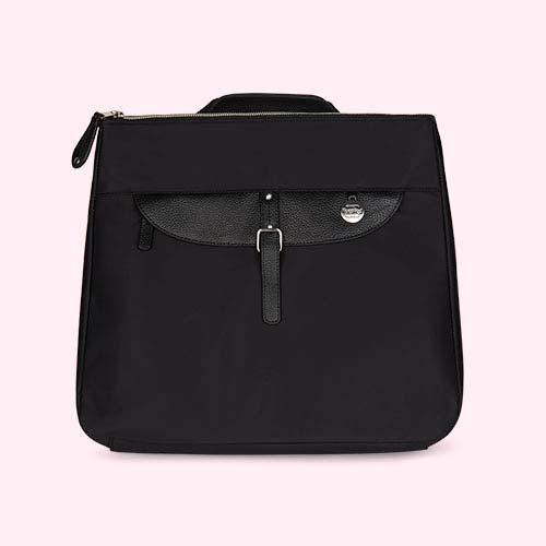 Black Pacapod Luxury Gladstone Changing Bag