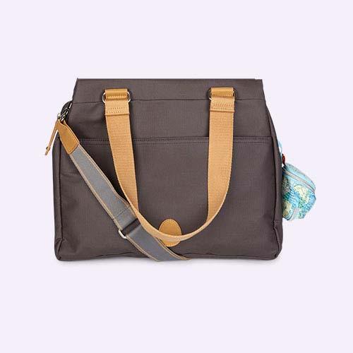 Slate Pacapod Classic Utility Richmond Changing Bag