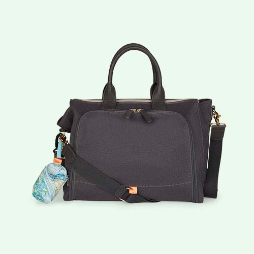 Pewter Pacapod Travel Lite Croyde Changing Bag