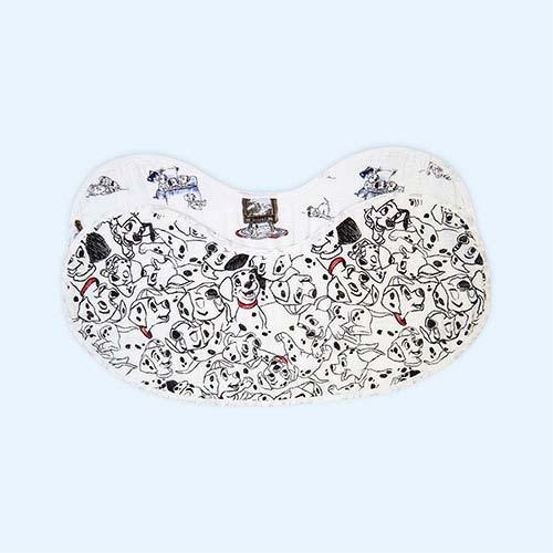 101 Dalmations aden + anais Disney Burpy Bib