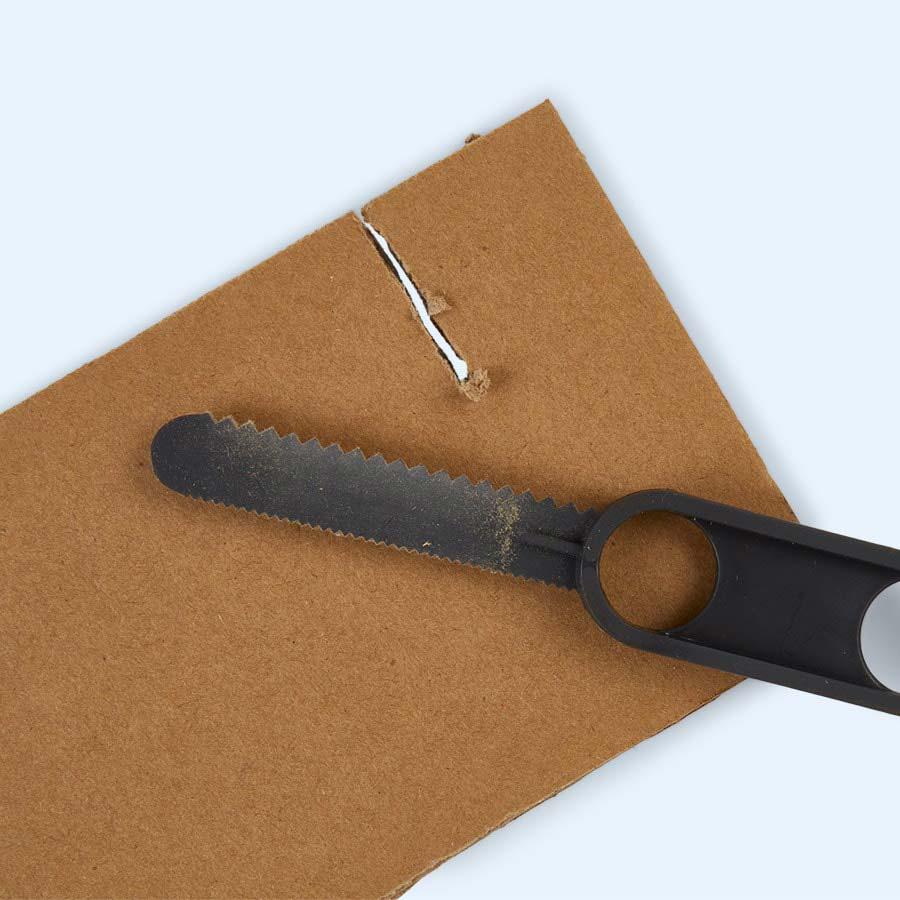 Multi Makedo Cardboard Construction Kit