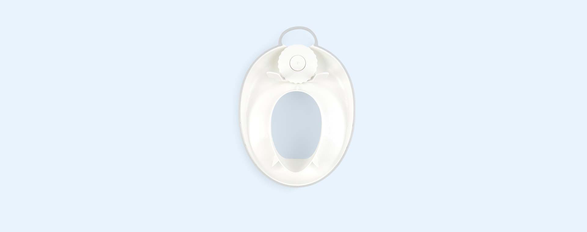 Grey BabyBjorn Toilet Training Seat