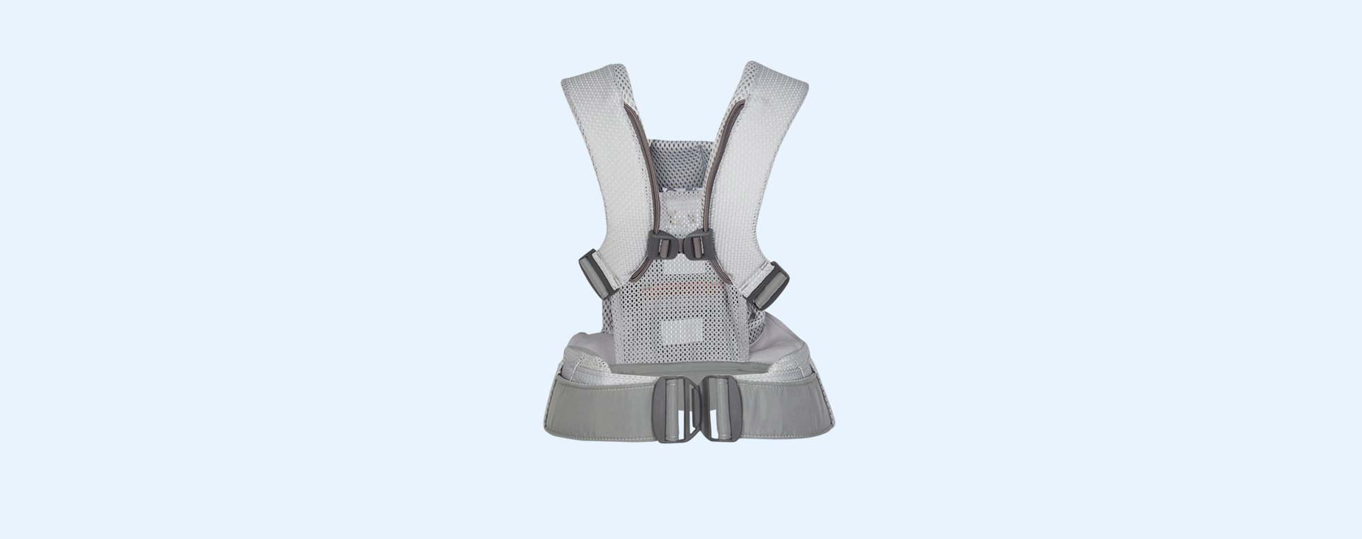 Silver Mesh BabyBjorn Baby Carrier One Air