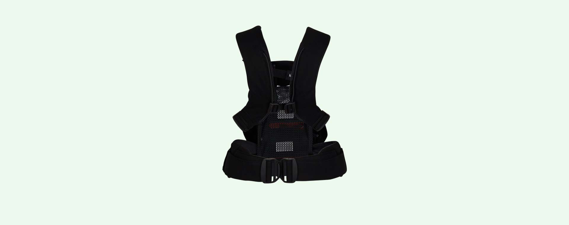 Black BabyBjorn Baby Carrier One, 2018