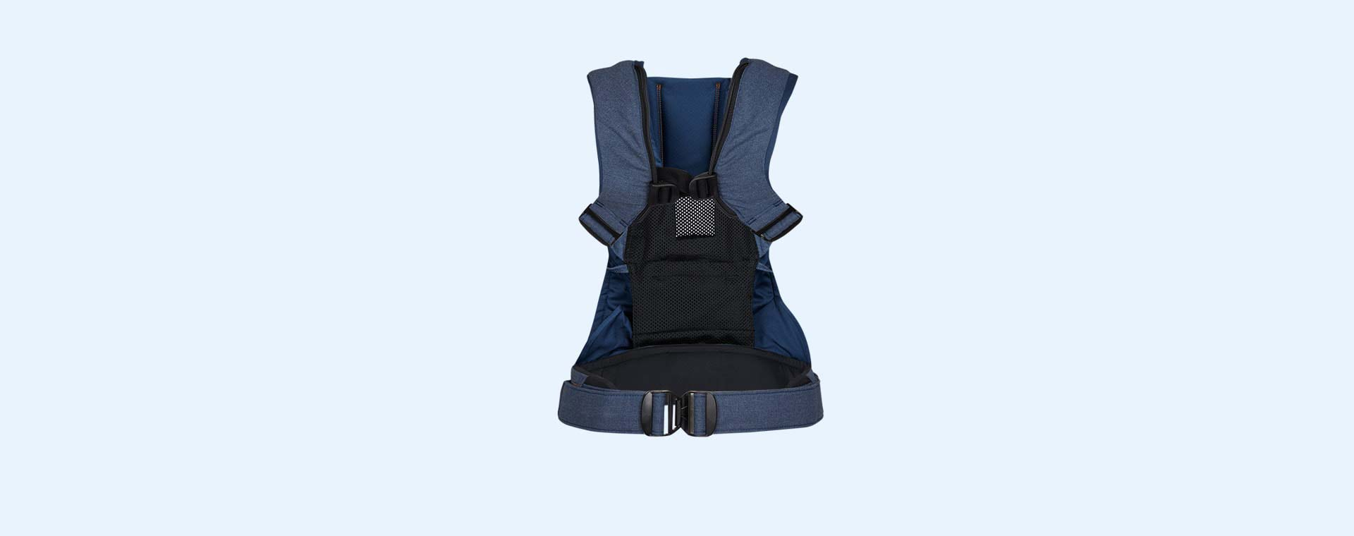 Midnight Blue BabyBjorn Baby Carrier One, 2018