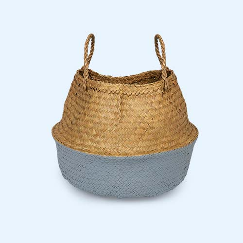 Bloomingville Small Seagrass Basket