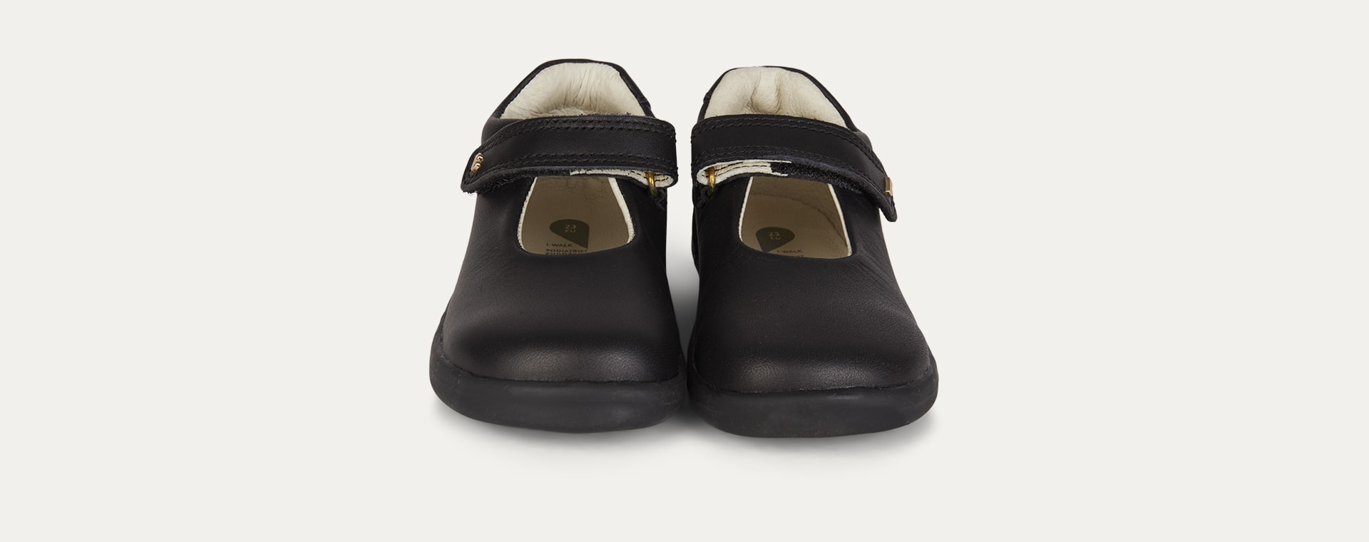 Black Bobux I-Walk Delight Mary Jane Shoe