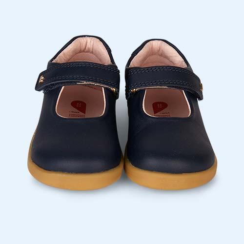 27352f5816a Bobux I-Walk Delight Mary Jane Shoe Navy