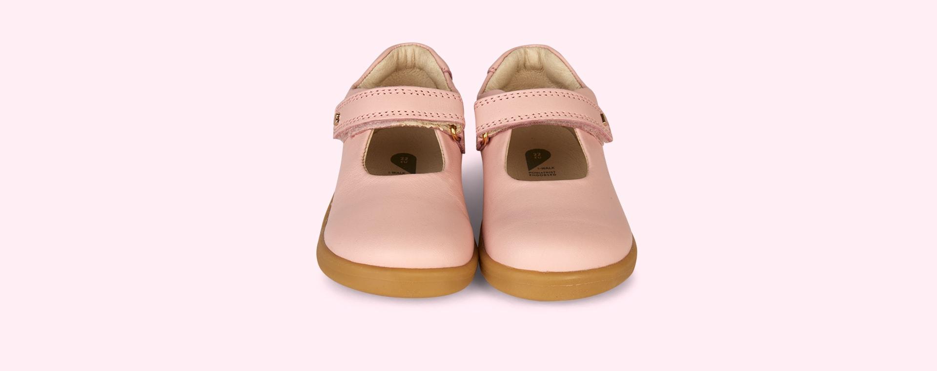 Seashell Bobux I-Walk Delight Mary Jane Shoe