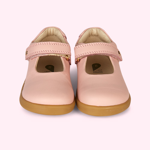 Seashell Bobux I-Walk Delight Mary Jane Shoe