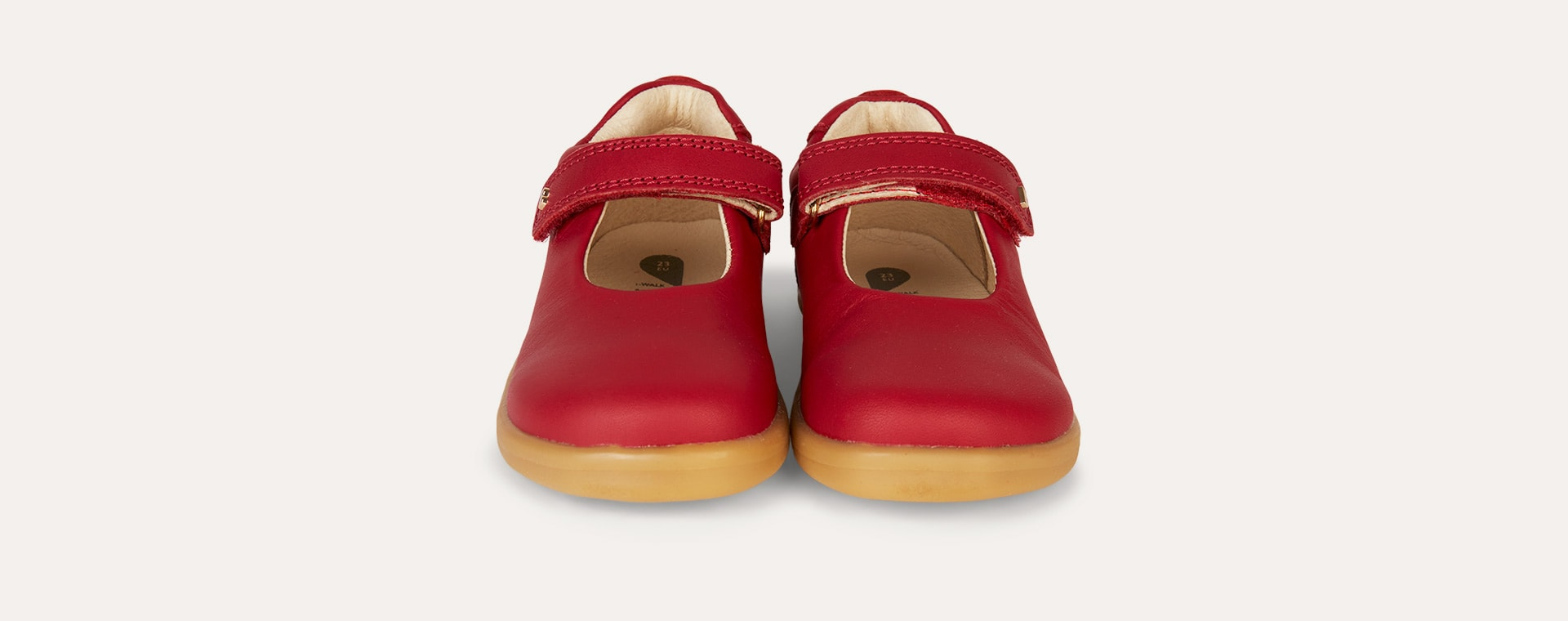 Rio Red Bobux I-Walk Delight Mary Jane Shoe