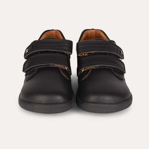 Black Bobux I-Walk Port Shoe