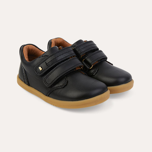 New Black Bobux I-Walk Port Shoe