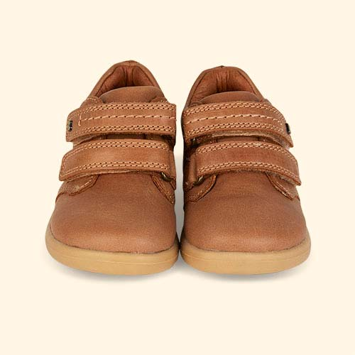Caramel Bobux I-Walk Port Shoe