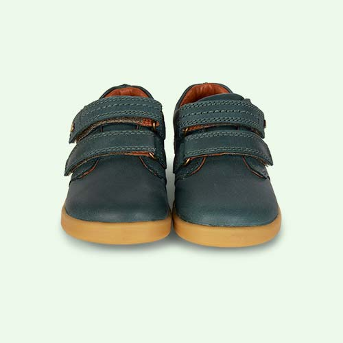 Forest Bobux I-Walk Port Shoe