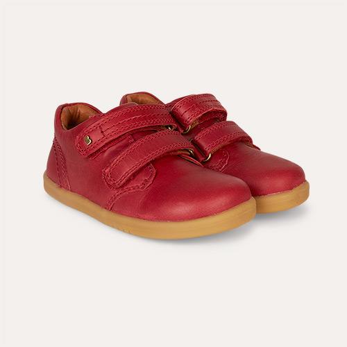 Rio Red Bobux I-Walk Port Shoe