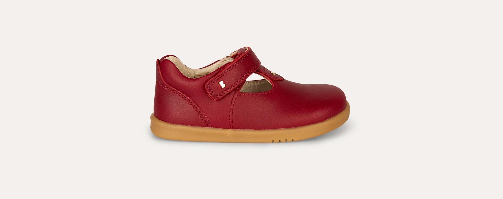 Rio Bobux I-Walk Louise T-bar Shoe