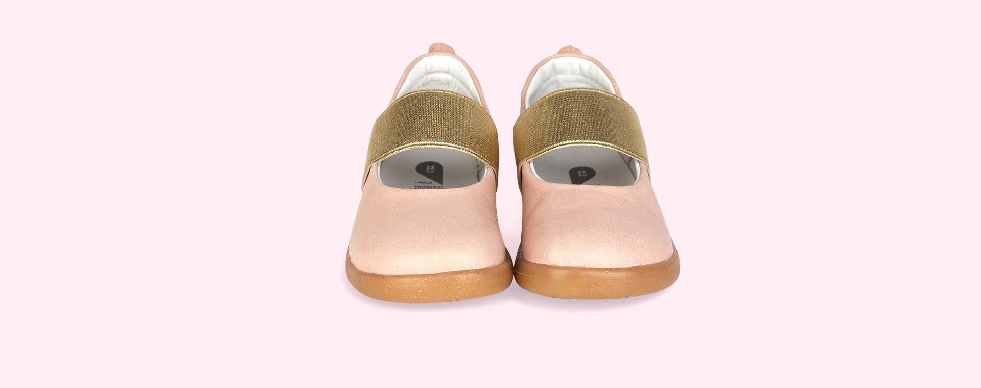 Blush Bobux I-Walk Demi Shoe