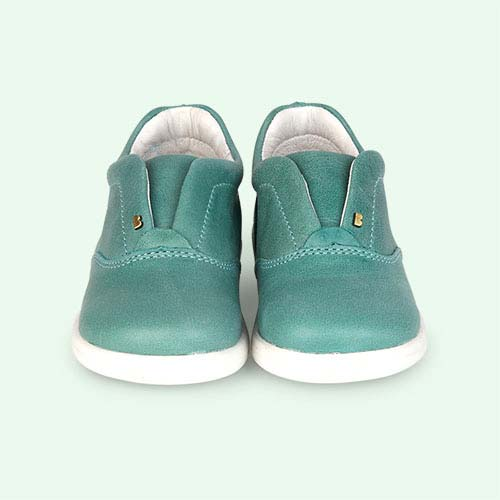 Teal Bobux I-Walk Duke Shoe