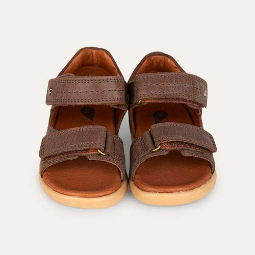 Brown Bobux I-Walk Driftwood Sandal