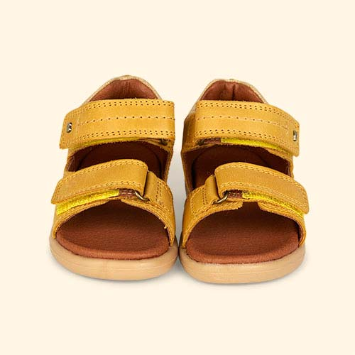 Chartreuse Bobux I-Walk Driftwood Sandal