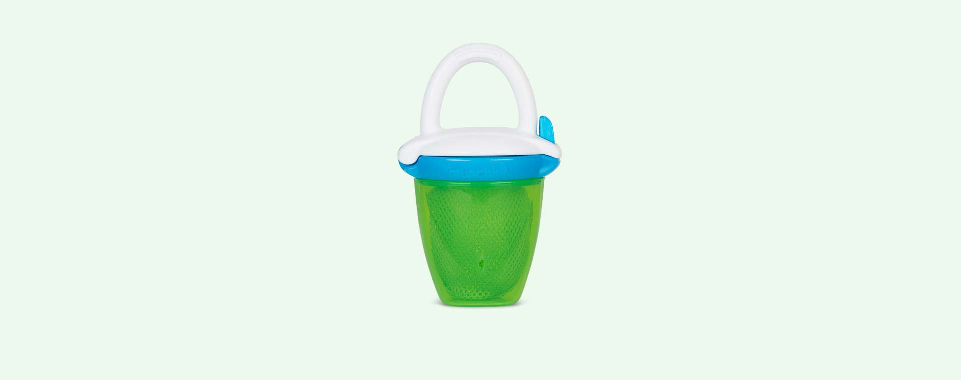 Green Munchkin Deluxe Fresh Food Feeder