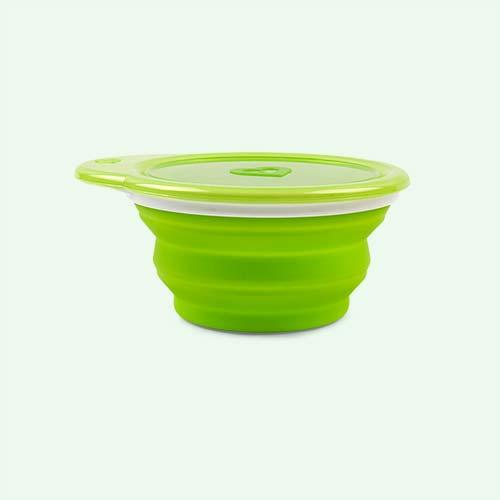 Green Munchkin Go Bowl