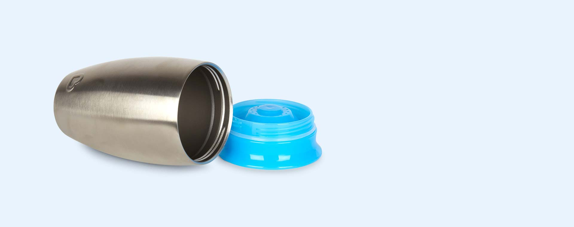 Blue Munchkin Stainless Steel Miracle Cup