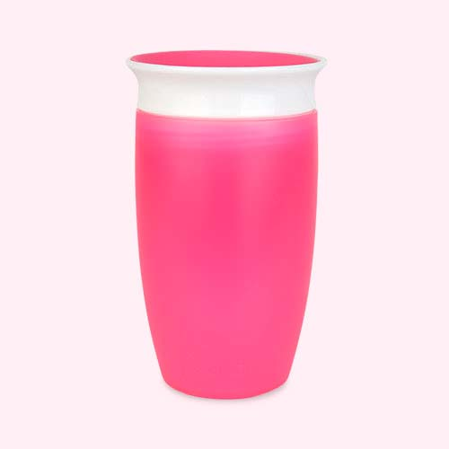 Pink Munchkin Miracle 360 Sippy Cup
