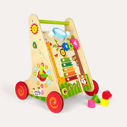 Multi Classic World Learning Walker