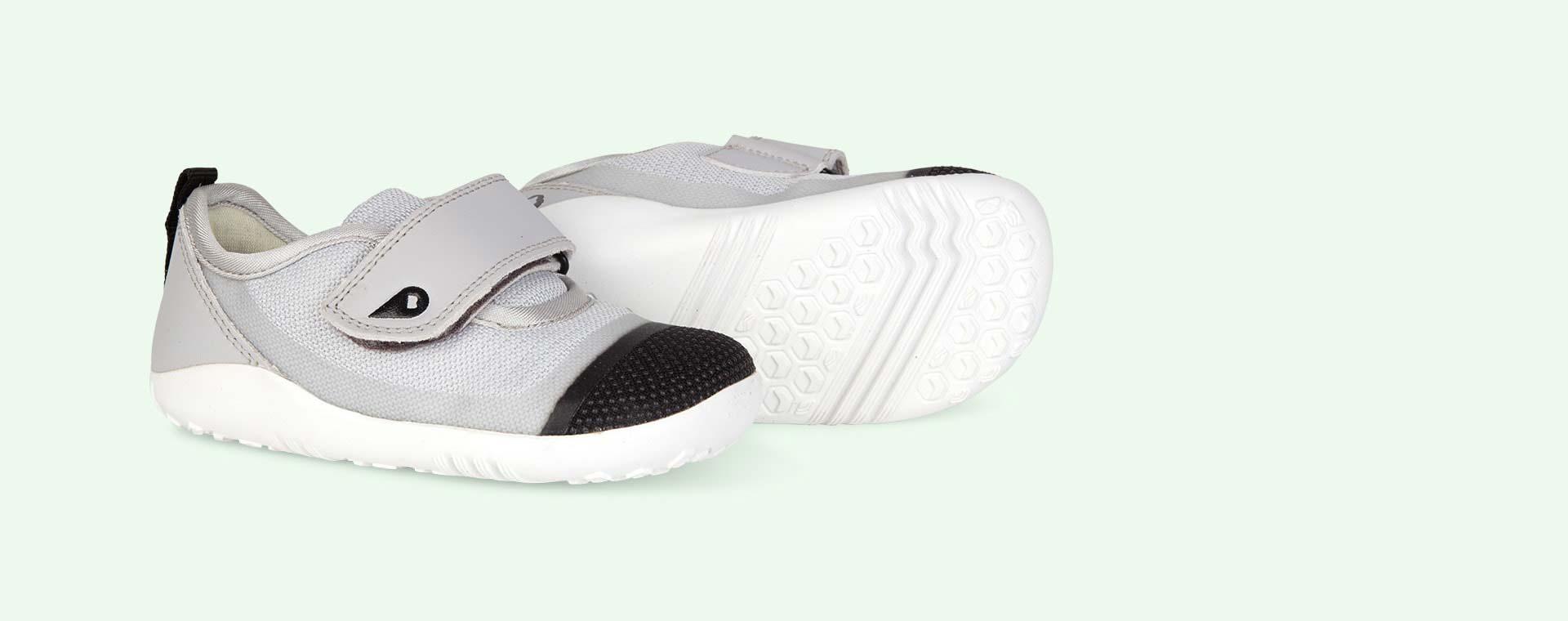 Grey Bobux I-Walk Lo Dimension Shoe