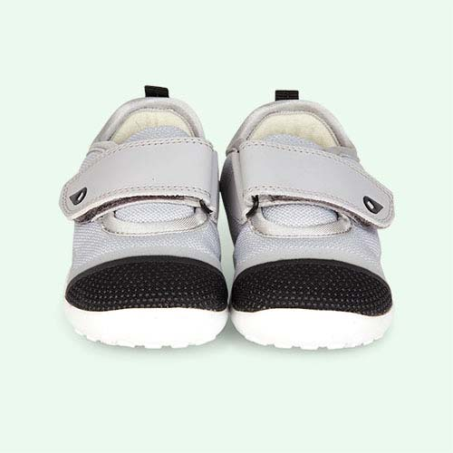 Grey Bobux I-Walk Lo Dimension Shoe