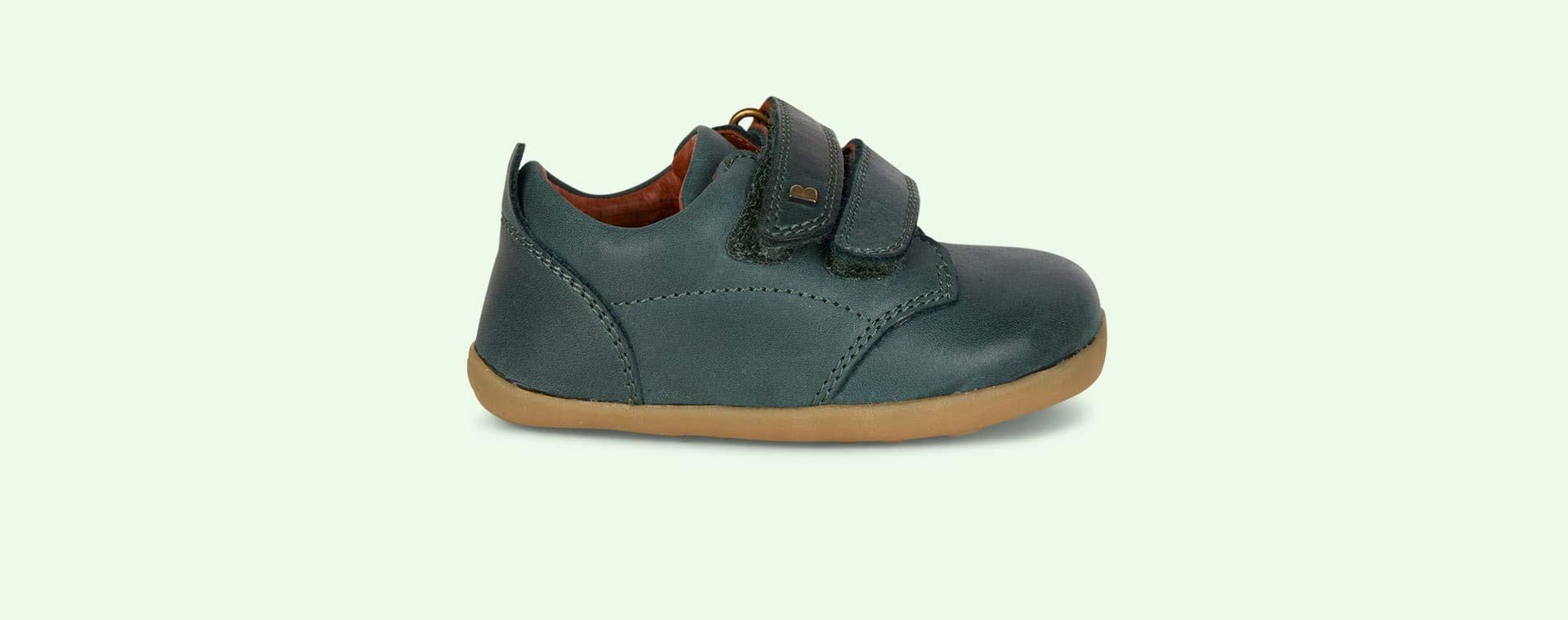 Forest Bobux Step-Up Port Shoe