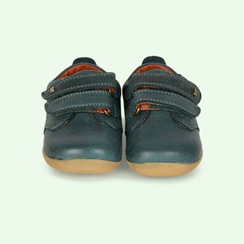 Forest Bobux Step-Up Port Shoe